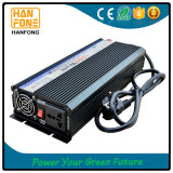 Alta calidad 12V 24V, C.C. a la CA del inversor de la red con el cargador 1000W