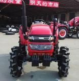 Трактор поля падиа Weifang Taishan 404 40HP 4WD