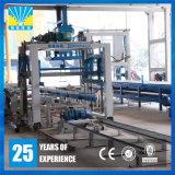 Volledige Automatische Veranderlijke het Maken van de Baksteen van de Frequentie Hydraulische Machine
