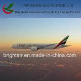 Frete de ar de China a Kuwait