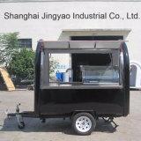 Carro móvil del alimento para la venta (fábrica de Shangai)