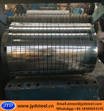 Cortando o aço galvanizado na bobina