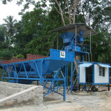 Stabiele Concrete het Mengen zich Installatie (HZS25) voor Sri Lanka