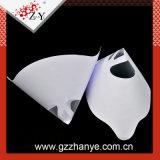 Tamiz del papel del cono del filtro de la pintura de los productos del cuidado de coche con el acoplamiento