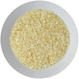 Vente chaude de granule d'ail déshydratée par collecte neuve