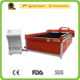 Máquina de estaca do plasma do CNC do cortador de Ql-1530 Metel