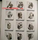 Interruptor de comienzo de los recambios de la retroexcavadora del excavador de la herramienta de máquina de la construcción