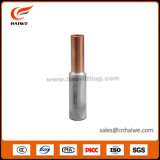 Gtlの銅アルミニウムバイメタルのフェルールのコネクターケーブルリンク袖