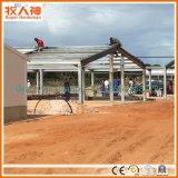 Garfo de aves de capoeira prefabricado de aço leve com equipamento agrícola de design e de correspondência
