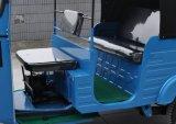Bajajの新しい自動人力車、