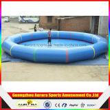 円形グループの膨脹可能なプール膨脹可能なプール。 最も大きく膨脹可能なプール