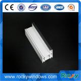 Perfil plástico de UPVC para o frame de porta decorativo
