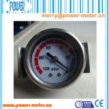 Штанга датчика вакуума -1 Ce 1.5inch 40mm и задняя часть -30 Inhg