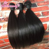 最上質の等級8Aのバージンのブラジルの毛の拡張人間の毛髪