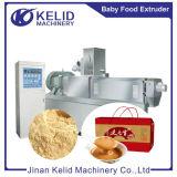 Linha de processamento automática de venda quente do pó do arroz da nutrição