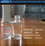 botella cosmética de cristal de la nueva belleza 12ml para el almacenaje del polaco de clavo