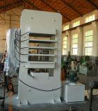 4개의 란 자동적인 PLC 통제를 가진 고무 압축 성형 기계