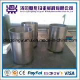 China Manufacturers Customized 99.95% Pure Tungsten&Molybdenum Crucible/Crucibles für Melting Rare Earth