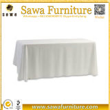 Mantel rectangular de la boda del mantel del espesamiento del hotel del mantel