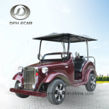 2 Sitzlangsames besichtigenautobatterie-elektrisches Karren-Golf-Buggy-Fahrzeug