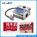 Imprimante à jet d'encre de Dod de Codage-Machine de datte pour le sac tissé par riz (EC-DOD)