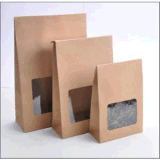 ترويجيّ شكل [كرفت ببر] حقيبة يد مع علامة تجاريّة طباعة