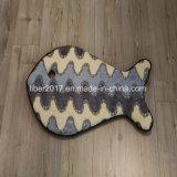형식 디자인 물고기 모양 개 고양이 애완 동물 침대 매트리스 매트 고양이 자기 침대