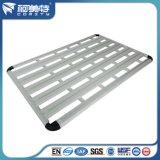 Profils en aluminium de qualité neuve de modèle pour la crémaillère de toit de véhicule
