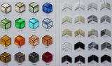 Mosaico di vetro del Rhombus per le mattonelle della parete