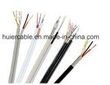 Kabel ETL Kamera CCTV-RG6 mit der 90% Dichte (18AWG/2DC)
