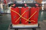 tipo seco transformador de la resina trifásica del molde de la clase 35kv de potencia con del golpecito 35kv del circuito