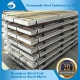 Feuille d'acier inoxydable de fini d'ASTM 304 Hl/No. 4 pour la décoration de construction de vaisselle de cuisine et la porte d'ascenseur