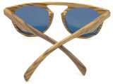 Fw17224 precio barato de madera inferior del nuevo diseño MOQ Sunglass