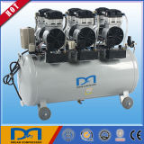 Молчком тип компрессор поршеня свободно воздуха масла для генератора озона