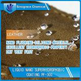 溶媒は織物のためのSuperhydrophobicのコーティングを基づかせていた