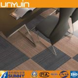 Plancher matériel de vinyle de PVC de tapis de Vierge bon marché