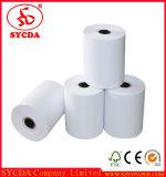 POS papel de la impresora sensible Rollo de papel térmico