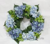Bloemen van de Kunstzijde van de Decoratie van het Huwelijk van de Kroon van de hydrangea hortensia de Echte