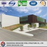 Atelier léger de structure métallique pour les entreprises high tech modernes