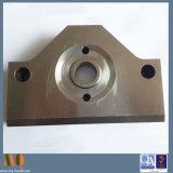 Изготовление металла алюминия 7075 прессформы CNC подвергая механической обработке разделяет (MQ649)