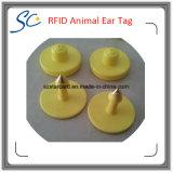 高品質牛管理のための印刷できるRFIDの動物の耳札