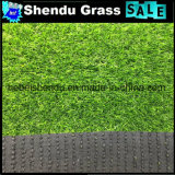 Tapete da grama verde com material Anti-UV do PE para a paisagem