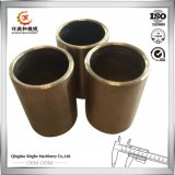 Componentes de bronze Brone Bushing Bearing Bronze Casting Industrial Machinery Parts