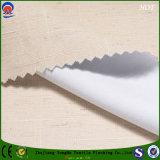 Tissu imperméable à l'eau de polyester d'arrêt total de Retardent de flamme de tissu tissé par textile pour des rideaux en guichet