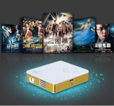 DLP Mini Projector LED Home Theater Projetor Screen para Business Meeting and Conference
