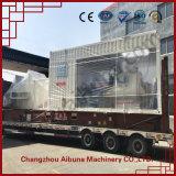 便利な交通機関の容器タイプ特別な乾燥した乳鉢の生産設備