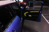 Cubierta amarilla protegida ULTRAVIOLETA material del kit de la puerta del estilo del ABS a estrenar para Mini Cooper F55 (12PCS/Set)