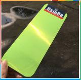 Revestimento azul desobstruído transparente do pó do revestimento do pó do revestimento dos doces fluorescentes de Hsinda único