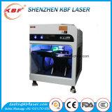 máquina da marcação do laser do gravador do laser do verde da foto do cristal 3D