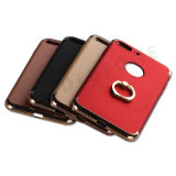 3 in 1 Ring-Halter PC Form-Telefon-Kasten für iPhone 7